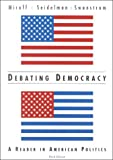 Debating Democracy, Bruce Miroff, 0618054553