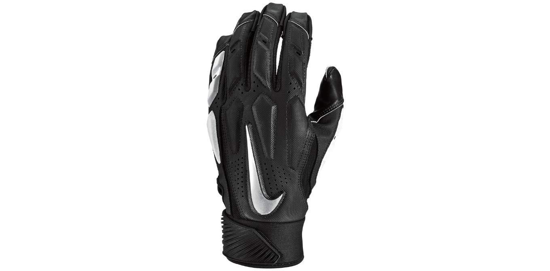 san francisco a0624 c4aa3 Amazon.com   NIKE Men s D-Tack 6 Lineman Gloves   Sports   Outdoors