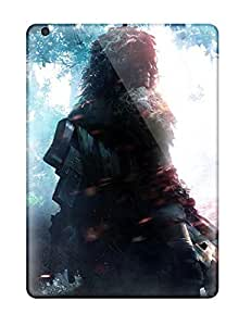 lintao diy New Snap-on CaseyKBrown Skin Case Cover Compatible With Ipad Air- Sniper Ghost Warrior