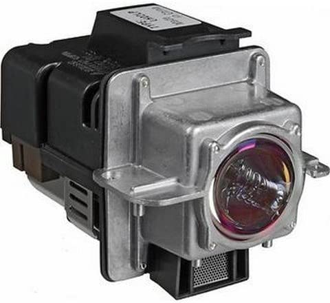 Projector Lamp Assembly with Genuine Original Ushio Bulb Inside. LT180 NEC Projector Lamp Replacement