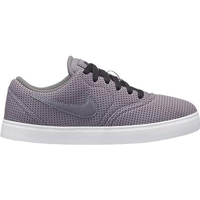a923117ee74c4 Amazon.com   Nike Sb Check CNVS (gs) Big Kids 905373-012   Skateboarding