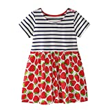 Lavany Little Girls Dresses Cute Clothes Strawberry