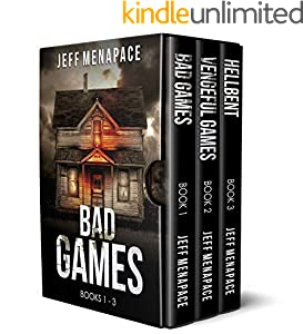The Bad Games Series: Books 1-3 (English Edition)