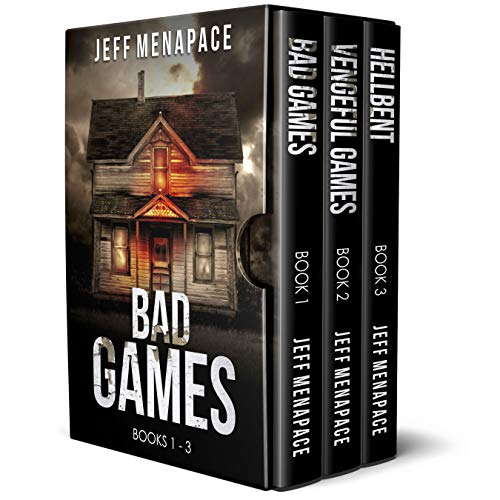 The Bad Games Series: Books 1-3 (List Of Books Ordered)