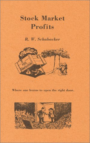 Download Stock Market Profits (Fraser Publishing Library) ebook