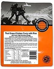 Expedition Foods Curry De Pollo Verde Tailandés con Arroz