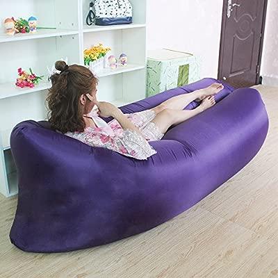 ALK rápido saco de dormir Camping cama de aire inflable ...