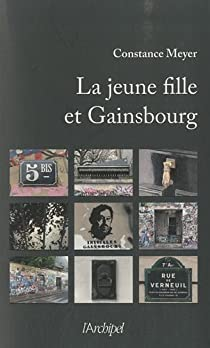 La jeune fille et Gainsbourg par Meyer