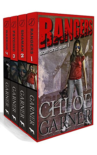 Sam and Sam Origin (Books 1-4)