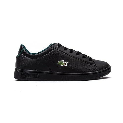 b6848d21d Lacoste - Zapatillas de Material Sintético para niño Negro Negro ...