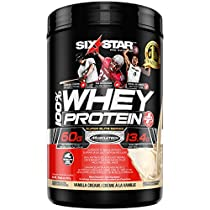SS ES 100% Whey Protein Plus Vanilla 2lbs CA
