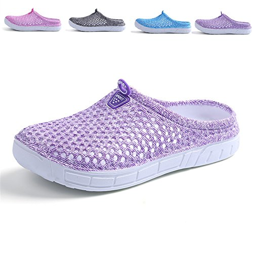 Chinese Mesh Sandals (Womens Summer Breathable Mesh Sandals,Water Shoes,indoor shoes,Anti-Slip,Garden Clog Shoes)