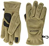 Best COLUMBIA Warm Gloves - Columbia Women's Thermarator Gloves, Truffle, Small Review