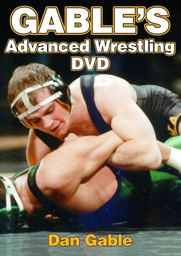 Dan Gable's Advanced Wrestling DVD by Human Kinetics