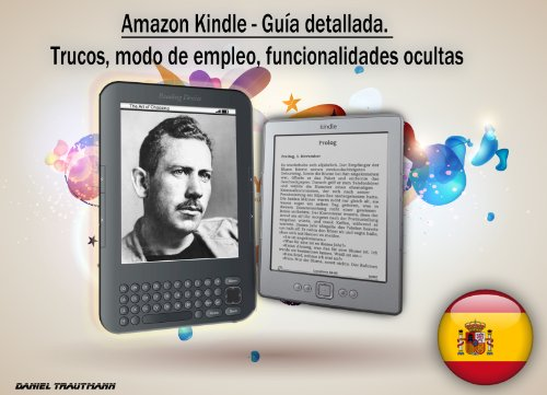 Amazon Kindle - Guía detallada. Trucos, modo de empleo, funcionalidades ocultas (Spanish Edition) (Modo Software compare prices)