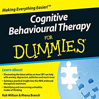 Amazon.com: Cognitive Behavioural Therapy For Dummies Audiobook ...