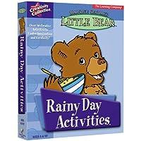 Little Bear Rainy Day Activities (Jewel Case)