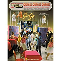 OLIDES] OLDIES] OLDIES] 38 CLASSIC HITS FROM THE 50S AND 60S EZPLAY 243 (E-Z Play Today) - for organs, pianos, and electronic keyboards