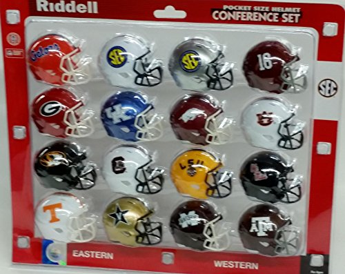 Ncaa Pocket Pro Helmets Conference