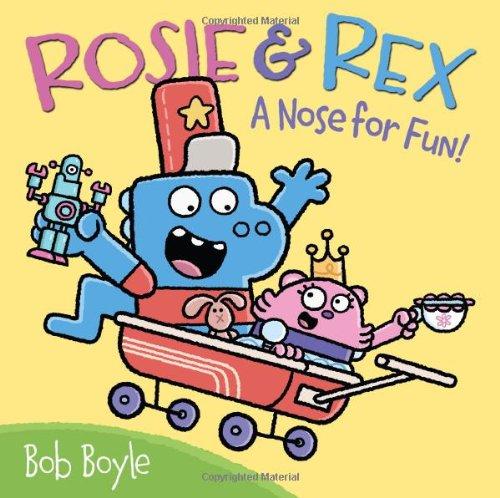 Rosie & Rex: A Nose for Fun!