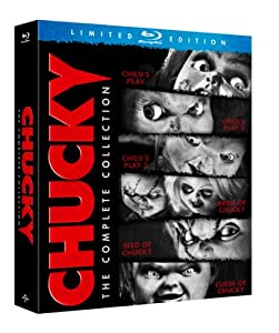 Chucky: The Complete Collection [Blu-ray] by Universal Pictures Home Entertainment