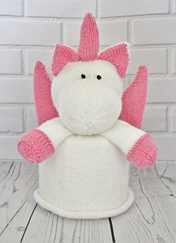 Knitting Pattern Unicorn Toilet Roll Cover Knitting Pattern Amazon