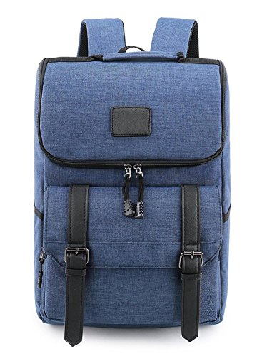 Travel Outdoor Computer Backpack Laptop bag 15.6''(blue) - 5