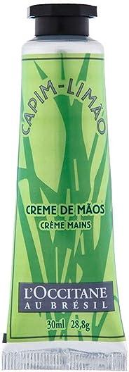 Creme de Mãos Capim-Limão L'Occitane au Brésil 30ml