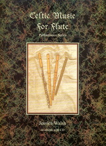 Celtic Music for Flute (Book/Audio -