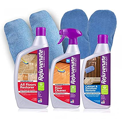 Rejuvenate Complete Floor, Cabinet And Furniture Home Restoration Kit U2013  Clean And Restore Floors,