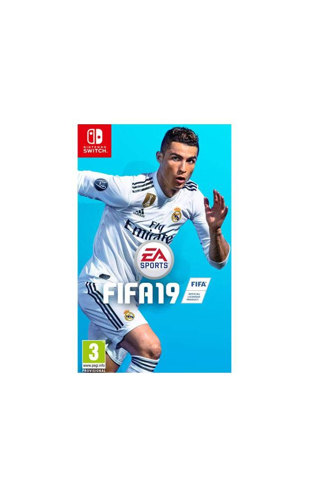 FIFA 19 - Import (AT) SWITCH [Importación alemana]: Amazon.es: Videojuegos