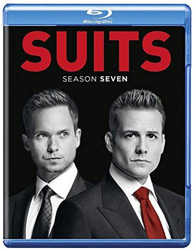 Suits  Season 7 [Blu-ray] [2018] [Region Free]