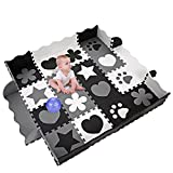Baby Play Mats Non Toxic Crawl Mat Foam Review and Comparison