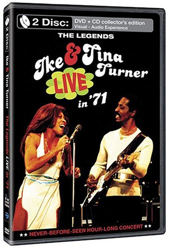 Ike & Tina Turner - Live in