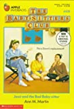 Jessi and the Bad Baby-Sitter, Ann M. Martin, 059047006X