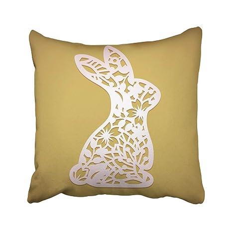 Amazon.com: Zhengpeng - Funda de almohada con diseño de ...
