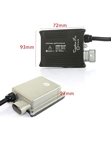 HID Ballast 55W Canbus Error Free, Wide Voltage 9V - 32V, Universal for HID