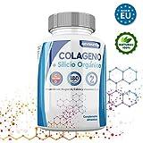 Colageno, Colageno hidrolizado con magnesio, calcio, vitamina C y D, mas Silicio organico, protege…