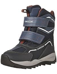 Geox Boy's J ORIZONT B B.ABX E Snow Boots