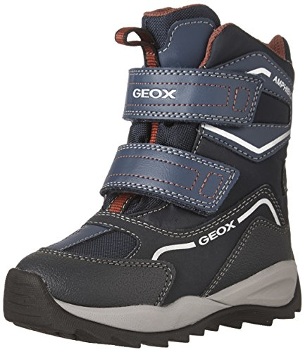 Geox Junior Orizont Boy ABX - J740BE0FU54C4335 - Color Navy Blue - Size: 1.0 by Geox