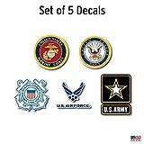 U.S. Military Logo Branches Marine Corps Army Air