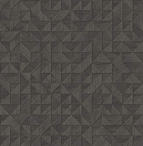 A Street Prints 2908 87104 Paragon Gold Geometric Wallpaper Shefinds