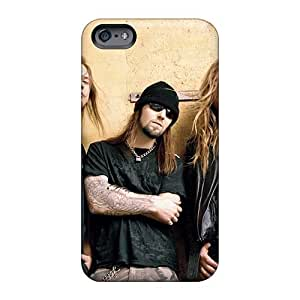 Shock-Absorbing Cell-phone Hard Cover For Iphone 6 (iwZ7438jzAu) Provide Private Custom Trendy Children Of Bodom Band Pictures