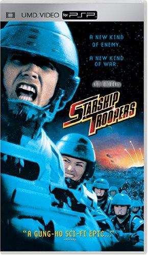 Starship Troopers [UMD for PSP] Soldier Umd