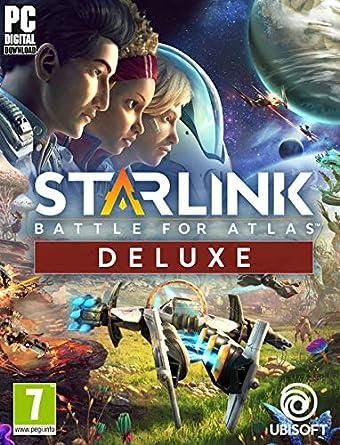 Starlink: Battle for Atlas - Edición Deluxe - Deluxe | [PC Code - Uplay]: Amazon.es: Videojuegos