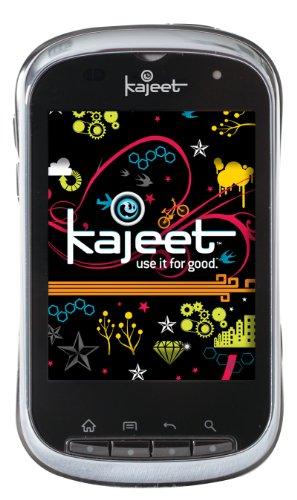 - Kyocera Milano Prepaid Phone, Black (Kajeet)