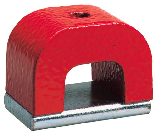 General Tools 370-2 Horseshoe Power Alnico Magnets, 12-Pound ()