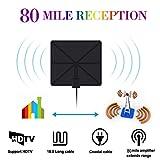 Debolic TV Antenna,Indoor Digital HDTV Smart