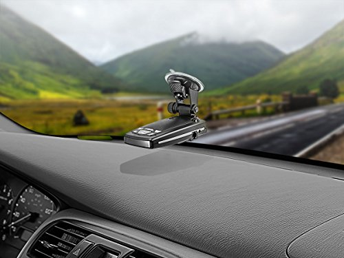 Arkon Radar Detector Car Windshield Mount