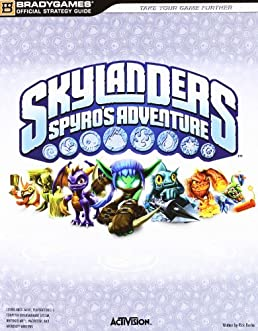 skylanders spyro s adventure official strategy guide official rh amazon com skylanders spyro's adventure quick start guide skylanders giants quick start guide